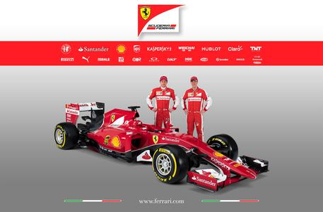 POOL - PRESENTAZIONE FERRARI SF15-T  - © FERRARI MEDIA
